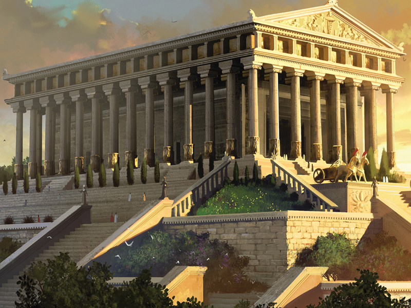 Why Temple of Artemis is one of the Seven Wonders of the ...